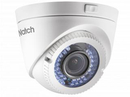 Видеокамера HD-TVI  HiWatch DS-T109 (2,8-12 мм) уличная купол