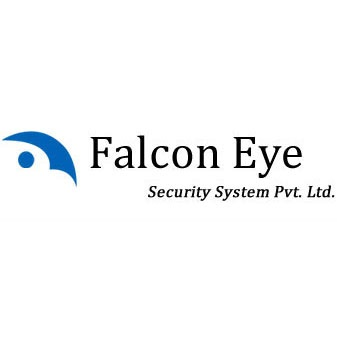 логотип falcon eye security system pvt. ltd.